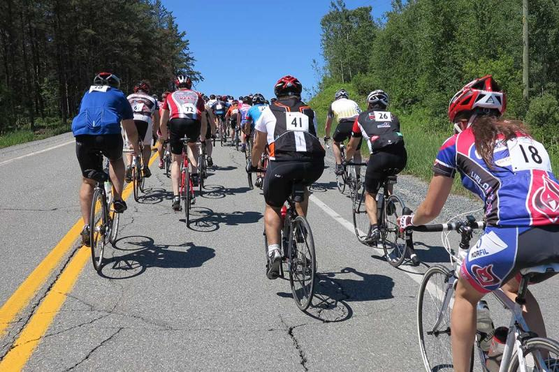 Cyclosportive Abitibienne 2013